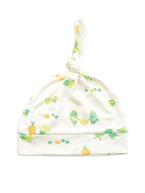 Knotted Hat Frozen Veggies Cute Baby Clothes