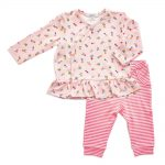 Ruffle Top and Pant - Little Beets - Same Baby Clothing Collection