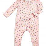 Zipper Footie - Little Beets - Same Baby Clothing Collection