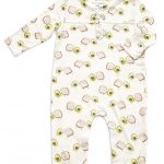 Avocado Toast Romper - Same Baby Clothing Collection